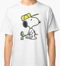Snoopy Golf Classic T-Shirt