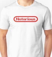 Notorious Nintendo Unisex T-Shirt