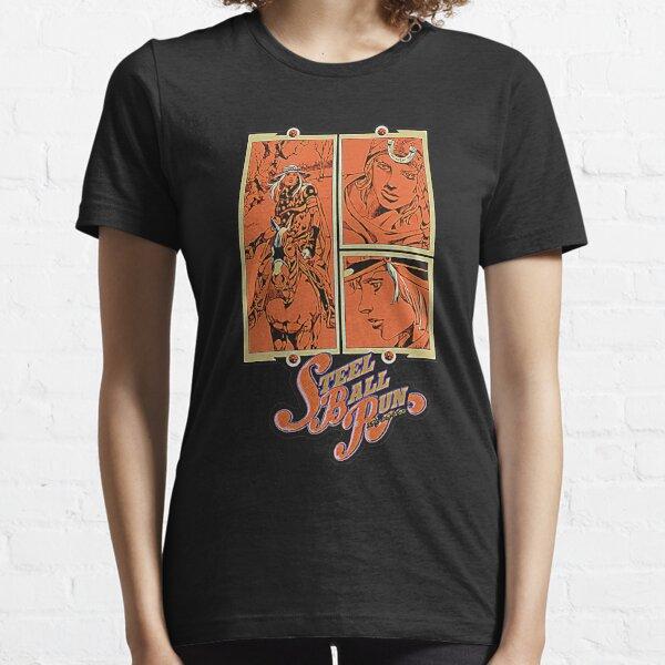 Vintage Steel Ball Run Gift Essential T-Shirt