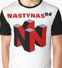 Nasty Nas 94 Graphic T-Shirt