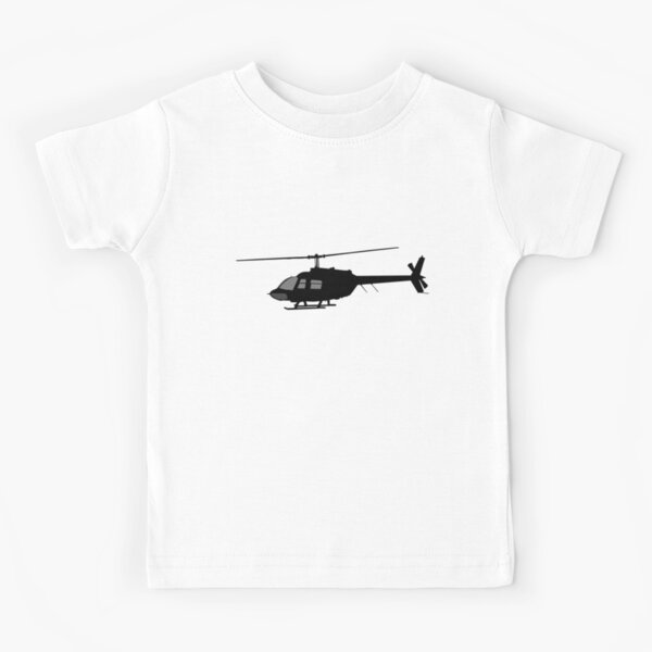 World/'s Best Helicopter Pilot Kids T-Shirt