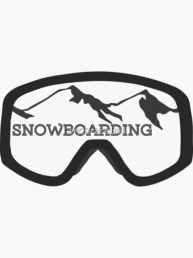 Snowboarding by ericbracewell