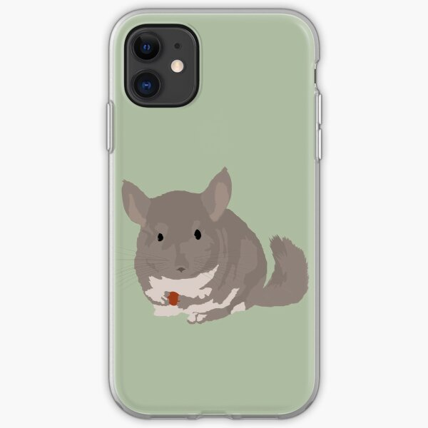 Chinchilla iPhone Soft Case