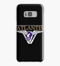 Stargate Atlantis Logo Samsung Galaxy Case/Skin