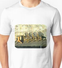 Table and Chairs  T-Shirt