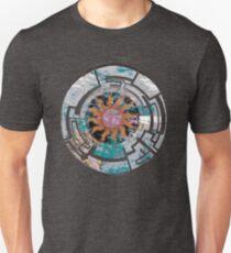 Sun Dial Compass T-Shirt