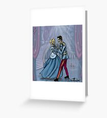 Dancing After Midnight Greeting Card