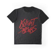 Bubblegum Crisis Knight Sabers Graphic T-Shirt