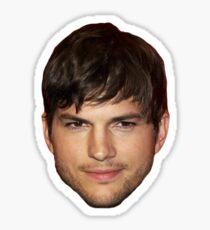 Ashton Kutcher  Sticker