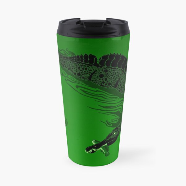 Swamp Dragon Travel Mug