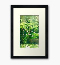 Sweetest Fish Framed Print