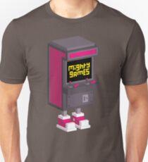 Mighty Games Logo T-Shirt! Unisex T-Shirt