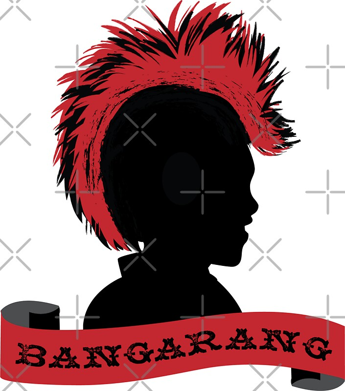 """""""Bangarang, Rufio"""" Stickers by LivelyLexie 