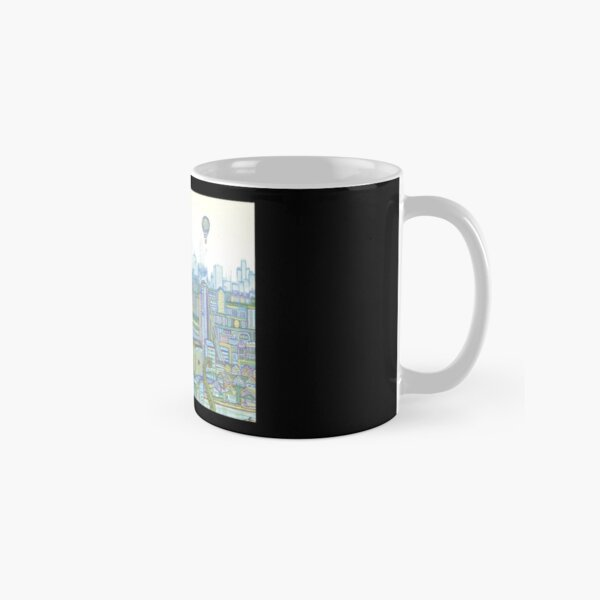 Megatropolis, Riddle District Classic Mug