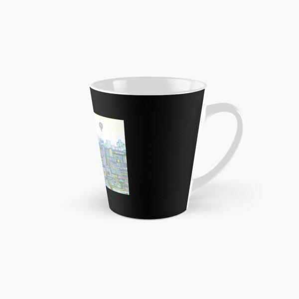 Megatropolis, Riddle District Tall Mug