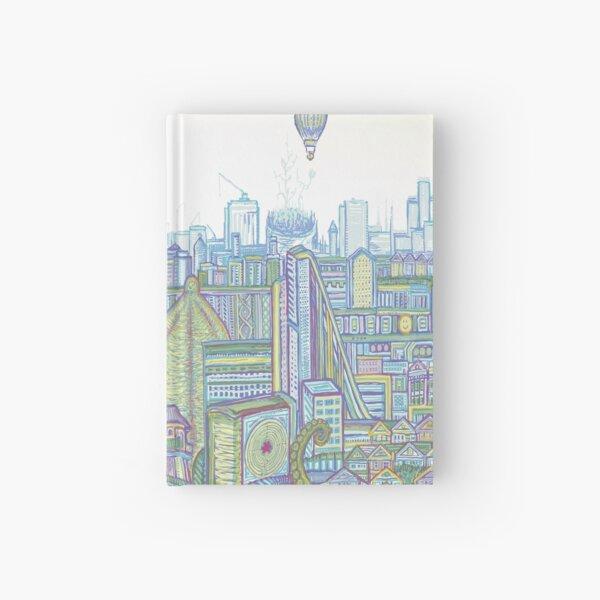 Megatropolis, Riddle District Hardcover Journal