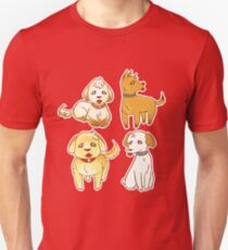 Some Dang Dogs!! T-Shirt