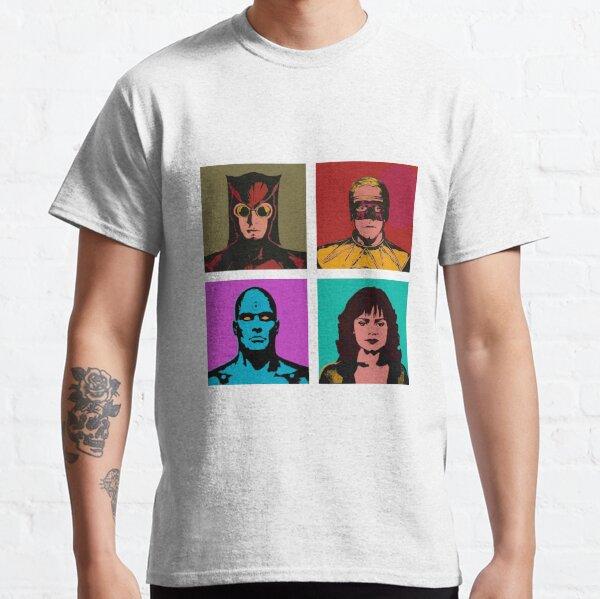Watchmen Warhol Classic T-Shirt
