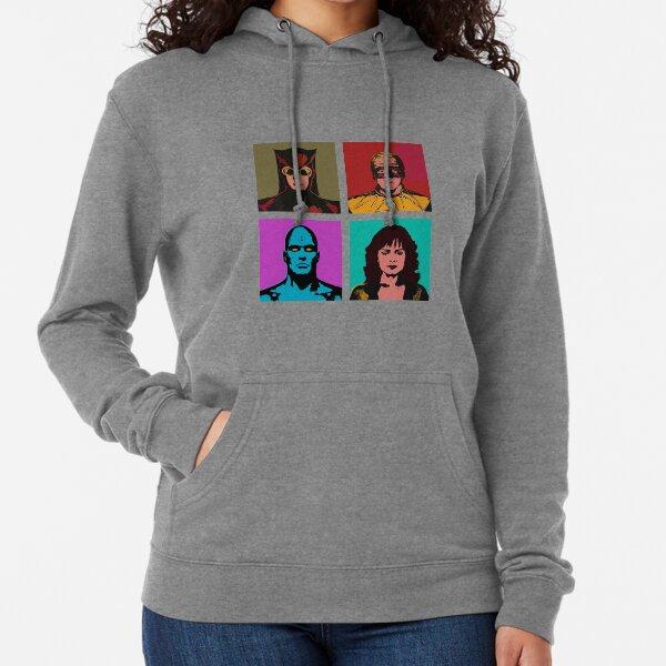 Watchmen Warhol Lightweight Hoodie