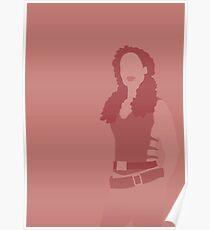 zoe, firefly Poster
