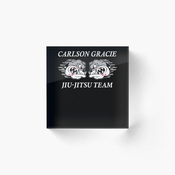 Carlson Gracie Team Classic Guys Unisex Tee I Love This Shirt Graphics Female Shirt Acrylic Block