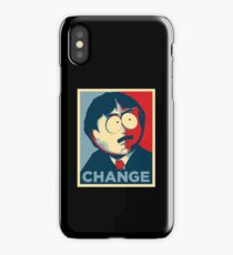 Randy Marsh Change iPhone Case/Skin