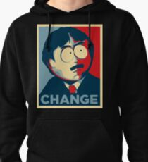 Randy Marsh Change Pullover Hoodie