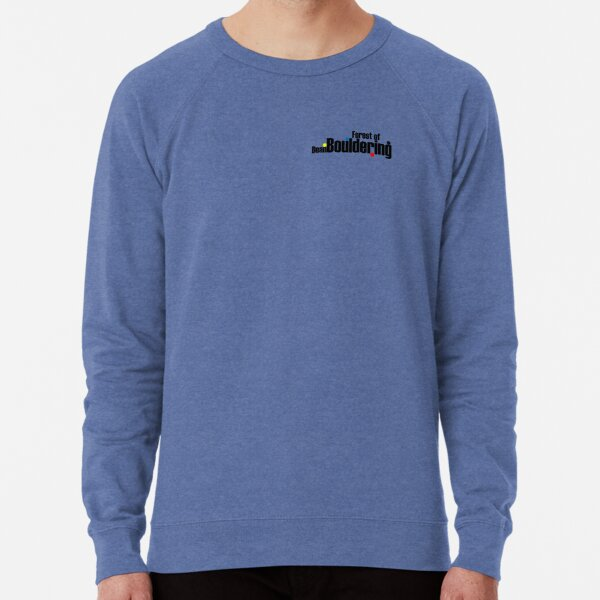 Forest Bouldering by ROOTS CLIMBING Lightweight Sweatshirt