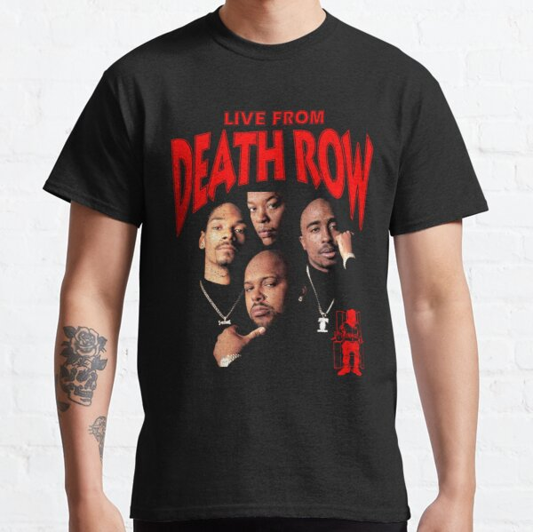 Death Row Records Snoop Dogg Classic T-Shirt