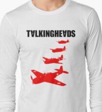Talking Heads - Remain in Light (Back) Long Sleeve T-Shirt