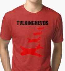 Talking Heads - Remain in Light (Back) Tri-blend T-Shirt