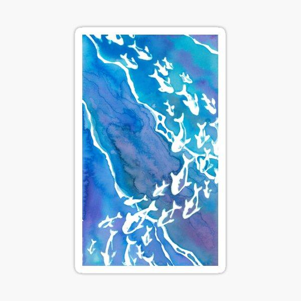 L'eau et les rêves Sticker