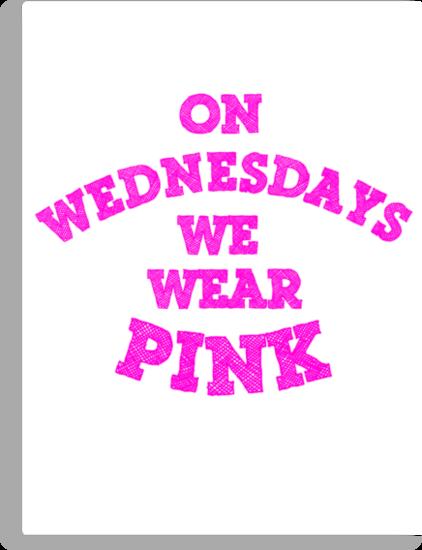 shamz     Portfolio     On Wednesdays We Wear Pink On Wednesdays We Wear Pink Tumblr Transparent