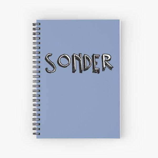 Sonder Spiral Notebook