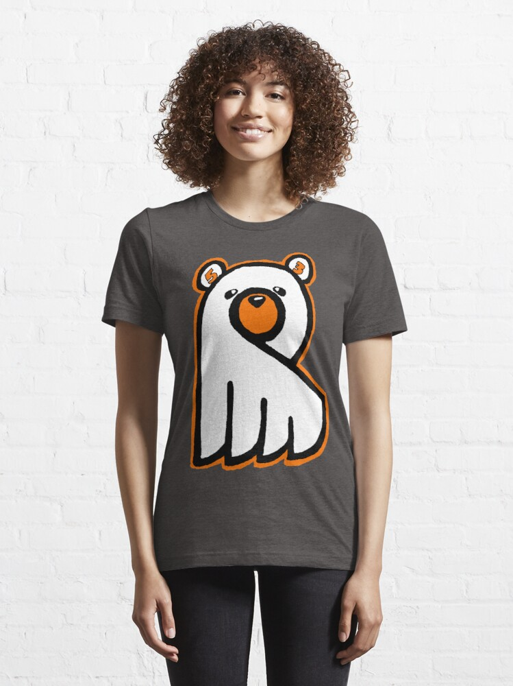 Alternate view of Ghost Bear IV Essential T-Shirt
