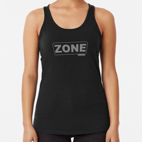 The ZONE designed by ROOTS CLIMBING Racerback Tank Top