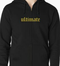 Denzel Curry ULTIMATE Zipped Hoodie
