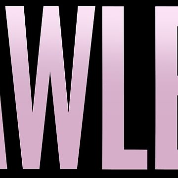Flawless - Pink Gradient Font by SaraduJour
