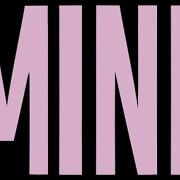 Feminist - Pink Beyonce Album Font by SaraduJour