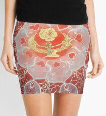 Isis Mandala Mini Skirt