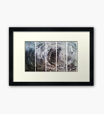 Tidal Change Framed Print