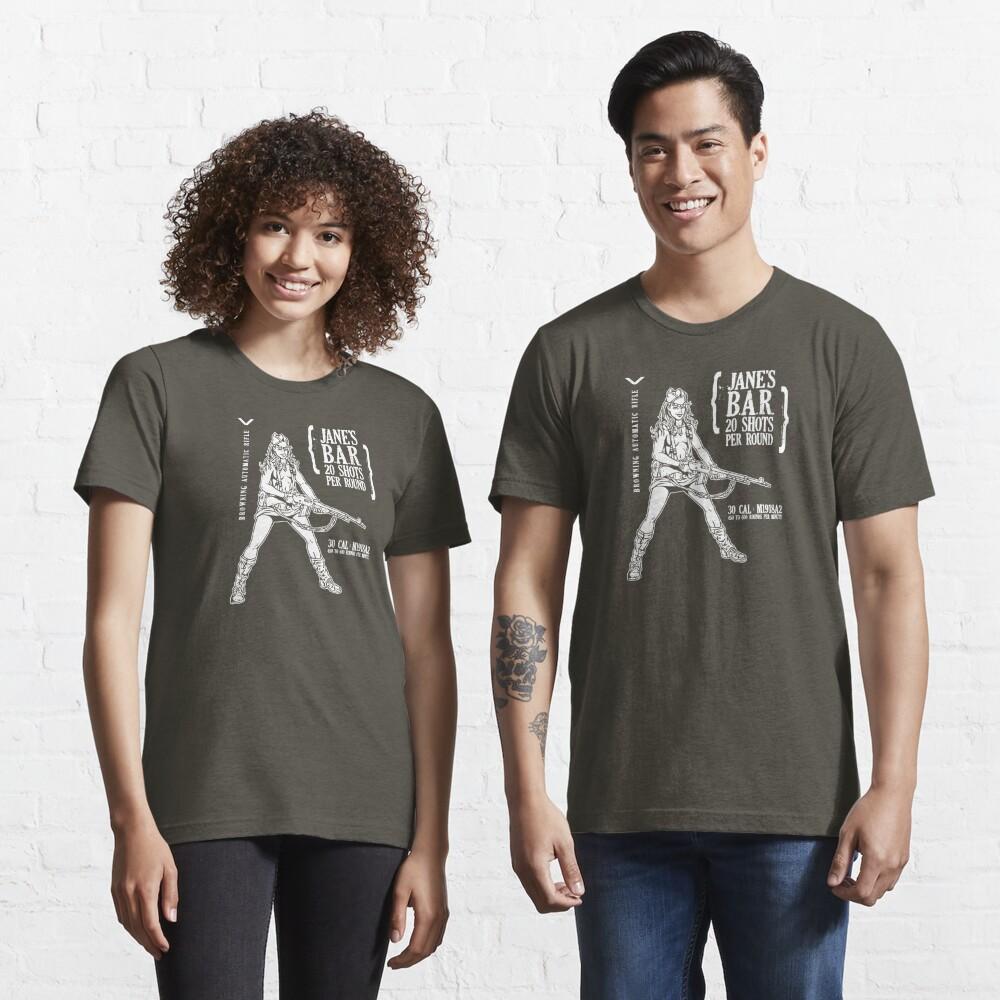 Jane's B.A.R. Essential T-Shirt
