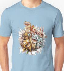The amazing world of gumball 8 Unisex T-Shirt