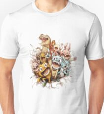 The amazing world of gumball 8 Unisex T-Shirt