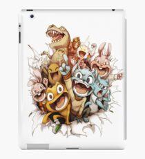 The amazing world of gumball 8 iPad Case/Skin