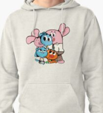 The amazing world of gumball 11 Pullover Hoodie