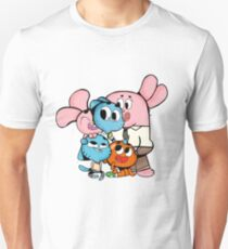 The amazing world of gumball 11 Unisex T-Shirt