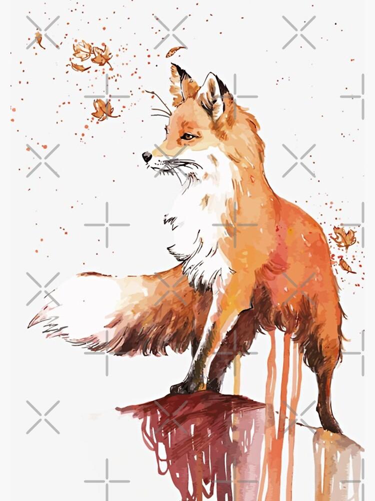 Beautiful Fox by CrisRodrigues
