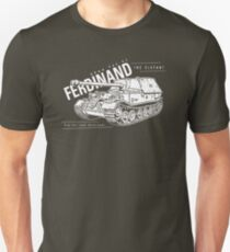 Ferdinand Tank Destroyer  T-Shirt