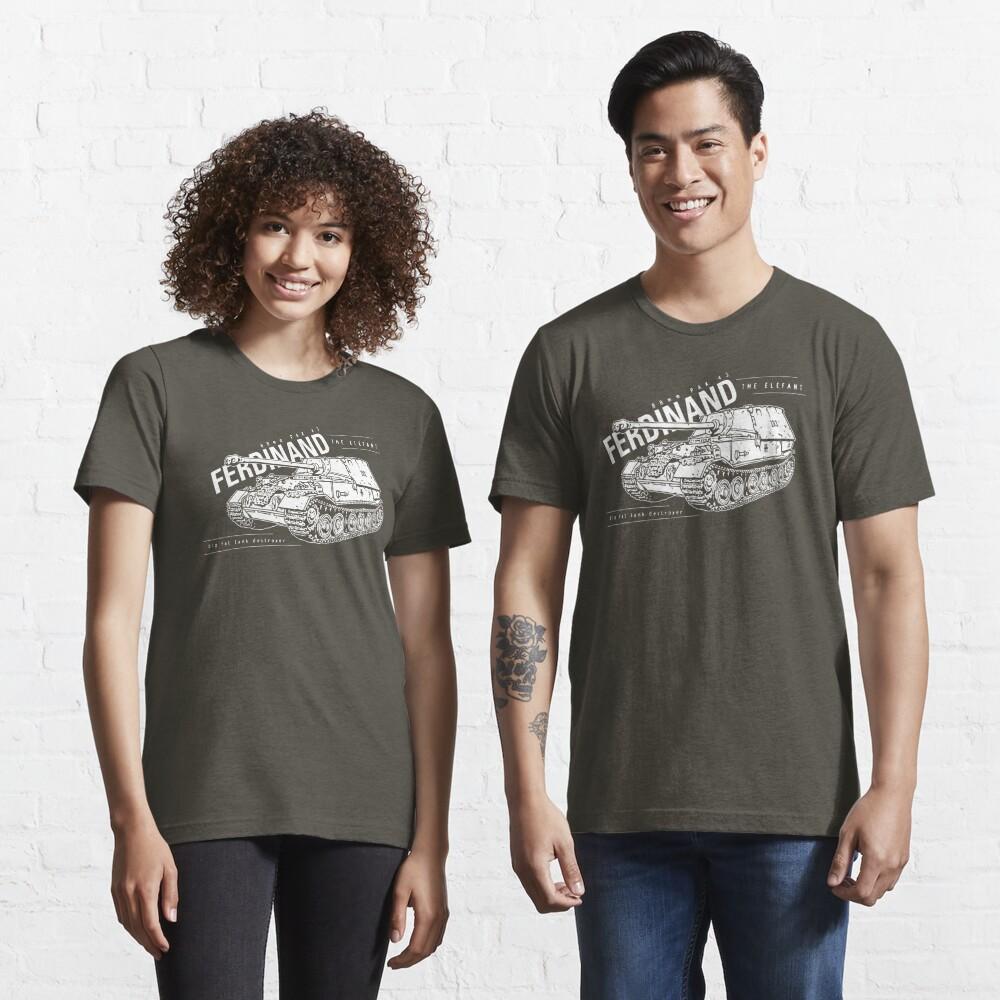 Ferdinand Tank Destroyer  Essential T-Shirt